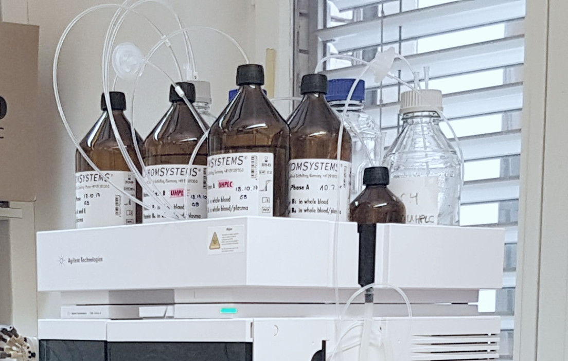 Spezialanalytik HPLC - medica