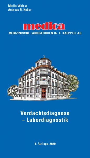 Ratgeber Verdachtsdiagnose Labordiagnostik - medica